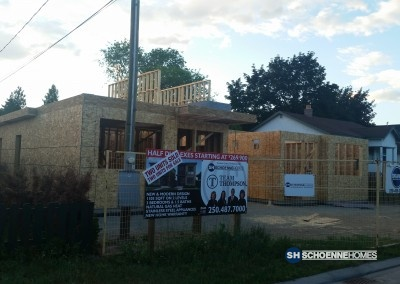 707 and 717 Churchill Avenue - Schoenne Homes Inc