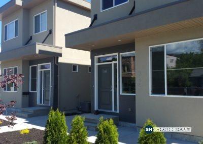 342 and 346 Haynes Street - Schoenne Homes Inc.