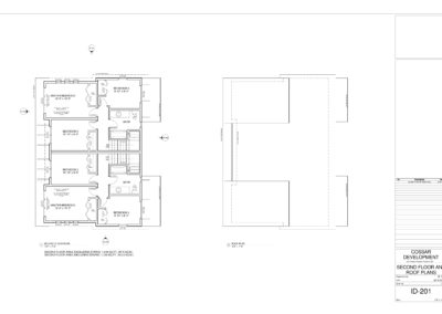 site plan 134 Cossar Avenue, Penticton, BC - Schoenne Homes Inc