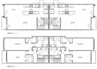 Churchill floor plan