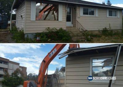 Churchill avenue - Schoenne Homes Inc