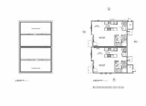 798 Revelstoke Ave - main floor plan - Schoenne Homes Inc