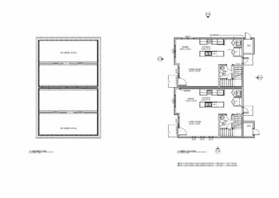 798 Revelstoke Ave - main floor plan - Schoenne Homes Inc