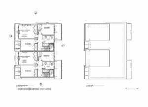 798 Revelstoke Ave - Second floor plan - Schoenne Homes Inc
