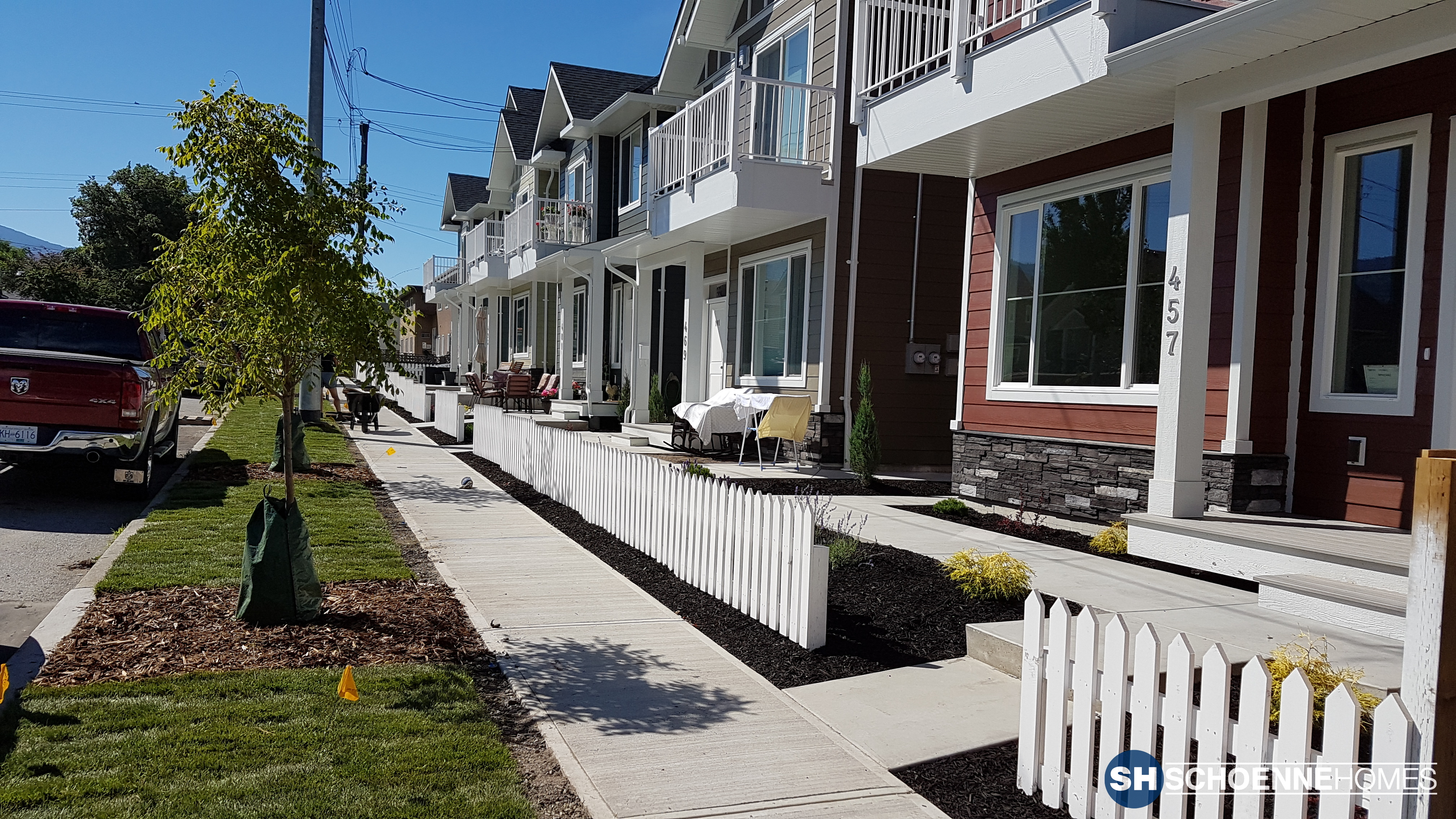 424-436 Braid Street - Schoenne Homes