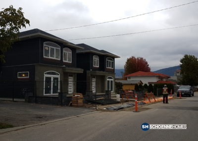 677-679 Churchill Ave, Penticton, BC - Schoenne Homes Inc.